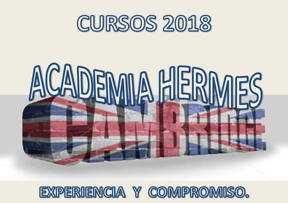 Curso de Ingles  2018